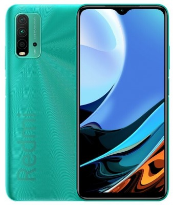 Смартфон Xiaomi Redmi 9T 4/128GB (зеленый)