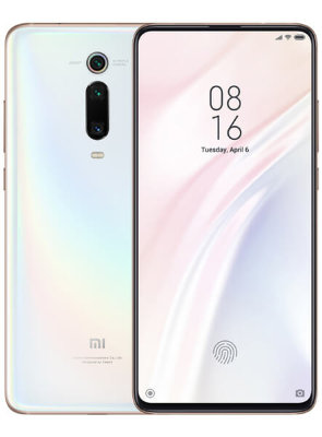 Смартфон Xiaomi Mi 9T Pro 6/128GB (белый) Global Version