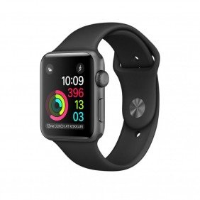 Умные часы Apple Watch Sport S2 38мм Black