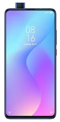 Смартфон Xiaomi Mi 9T Pro 6/128GB (синий) Global Version