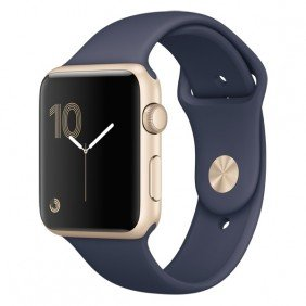 Apple Watch S2 42 sport midnight gold