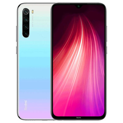 Смартфон Xiaomi Redmi Note 8 3/32 GB (белый) Global Version