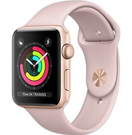 Apple Watch 38 мм Sport Rose S3