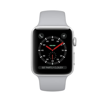 Apple Watch Sport 38 mm silver S3