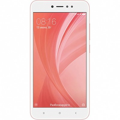 Смартфон Xiaomi Redmi Note 5A 16GB (розовый)