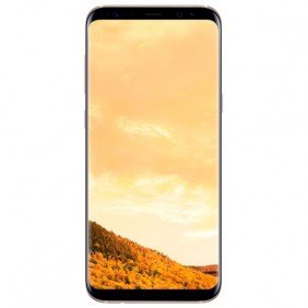 Смартфон Samsung Galaxy S8+ 64GB (желтый топаз)