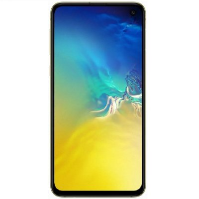 Смартфон Samsung Galaxy S10e 6/128GB (цитрус)