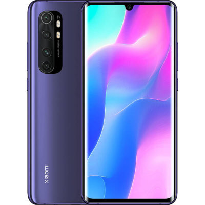 Смартфон Xiaomi Mi Note 10 Lite 6/128GB фиолетовый