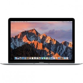 "Ноутбук Apple MacBook 12"" MNYH2 (серебристый)"