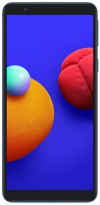 Смартфон Samsung Galaxy A01 Core 1/16GB (синий)