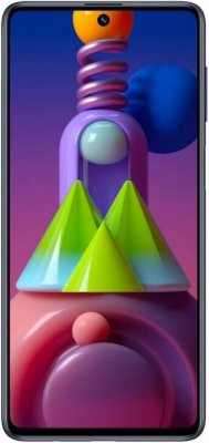 Смартфон Samsung Galaxy M51 6/128GB (черный)