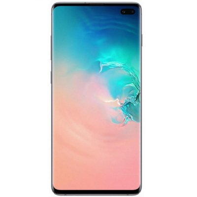 Смартфон Samsung Galaxy S10 Plus 128GB (перламутр)